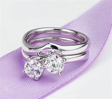 Two Engagement Rings by 2 Engagement Rings Two Engagement Rings