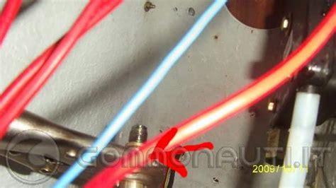 Pers M 58 sostituzione monocavo ultraflex m58 per timonerie t67 con