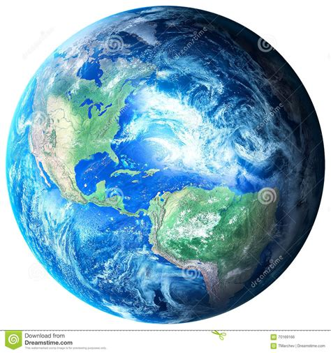 Image Of The Invisible planet earth on transparent background stock photo image