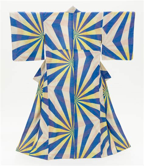 japanese modern pattern the dancing designs of modern art kimono