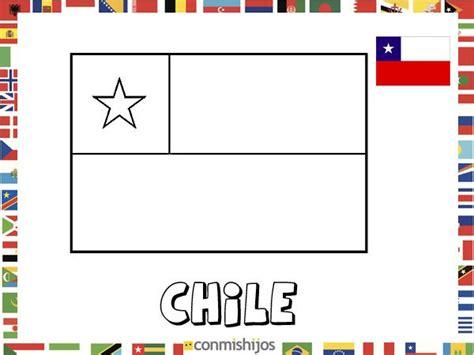 dibujos de banderas del mundo para imprimir bandera de chile dibujos de banderas para pintar
