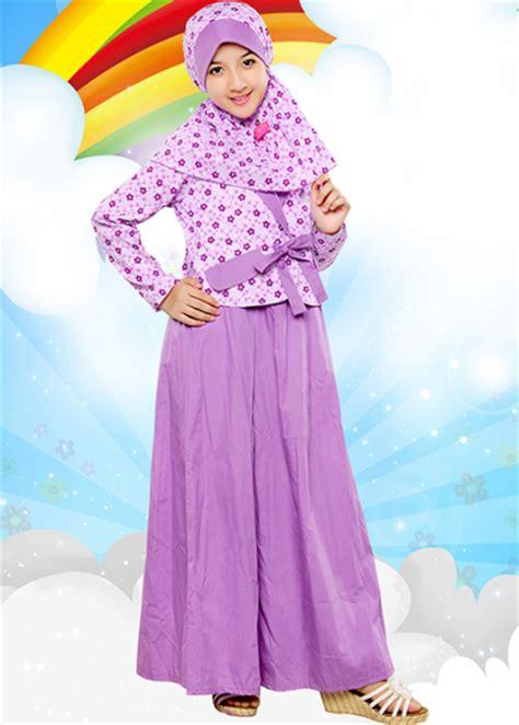 Model Baju Muslim Modern Terbaru untuk Putri Anda
