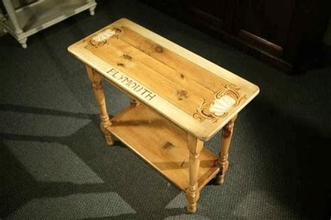 Cottage Style End Tables by Cottage Style Sofa Table For Plymouth Ma Farmhouse