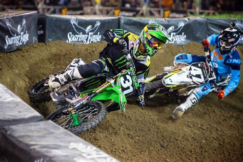 2014 ama motocross results 2014 ama supercross toronto results 187 motorcycle com news