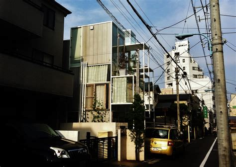 building houses house na tokyo s hide and go see through glass house the tokyo files 東京