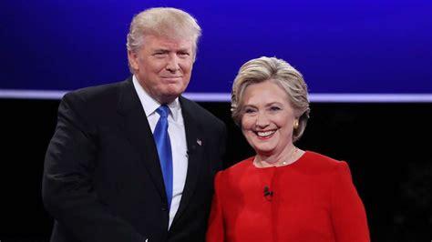 Us Wahl 2016 Donald Wirft - clinton vs das sagten die letzten umfragen zur us