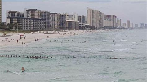 family rescue florida beachgoers form human chain to rescue family in water nbc 6 south florida
