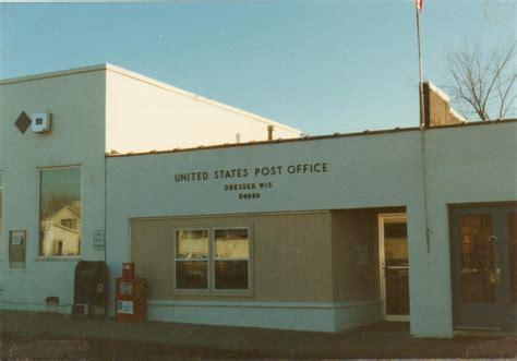 Post Office Near Me Zip Code by Dresser Wi Post Office Photo Picture Image Wisconsin