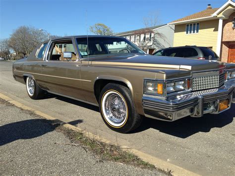 1979 Cadillac Coupe 1979 cadillac coupe d elegance