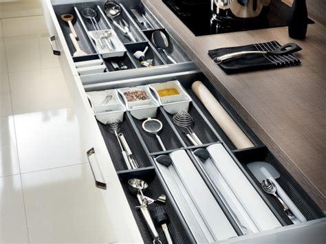 Accessoire Tiroir Cuisine by Tiroir De Rangement Pour Ustensiles De Cuisine Deco