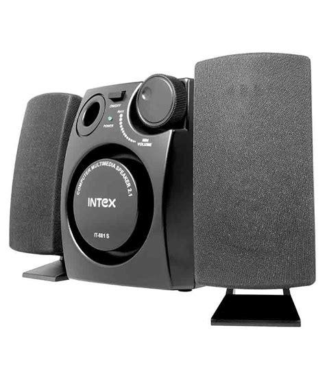 Speaker Laptop G116 buy intex it 881s 2 1 desktop speakers black at best price in india snapdeal
