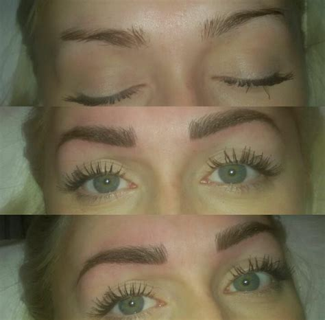 tattoo eyebrows dublin my experience with cosmetic tattooing the circular