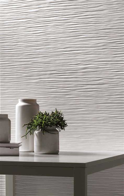 designer wall tiles 3d wave wall design by atlasconcorde three dimensional