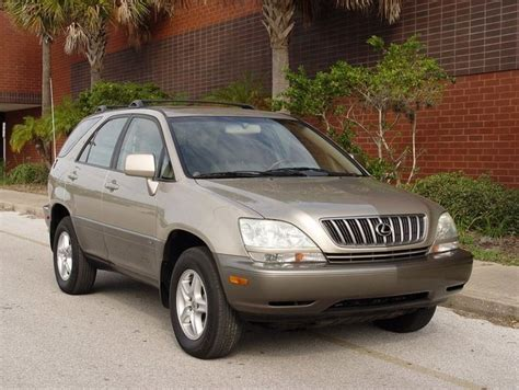 how make cars 2003 lexus rx on board diagnostic system 2003 lexus rx 300 overview cargurus