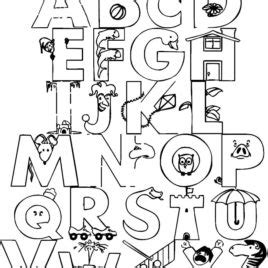 whole alphabet coloring page whole alphabet coloring page archives mente beta most
