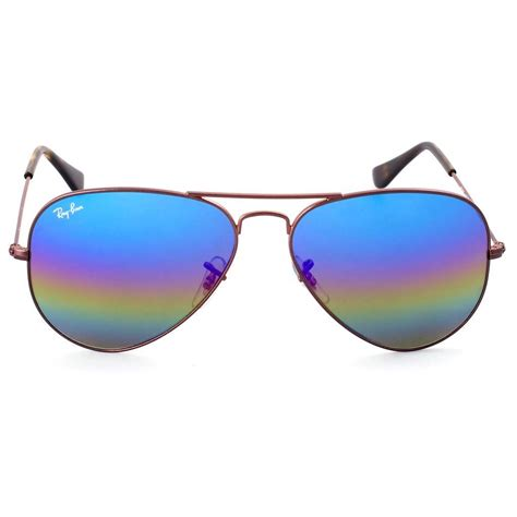 Kacamata Sunglass Sport Fashion Rainbow A sunglasses ban aviator classic rb 3025 9019 c2 bronze rainbow mirror optofashion