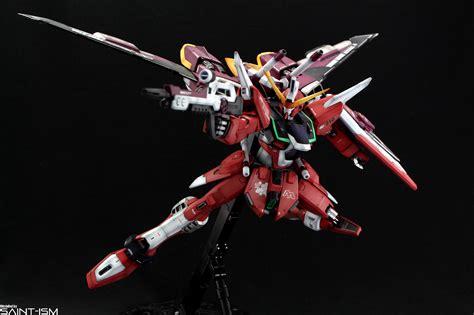 Mg Infinite Justice Gundam Bandai mg infinite justice gundam ism gaming gunpla