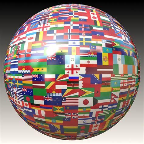 globe l free illustration atlas earth flags flag global