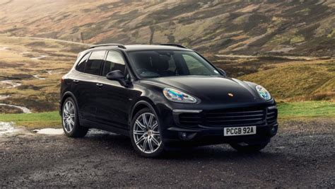 Porsche Cayenne S Diesel Test by Porsche Cayenne S Diesel Autopress Hr