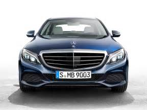 2015 mercedes c class w205 officially unveiled