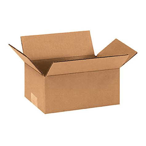 Office Depot Boxes Office Depot Brand Corrugated Boxes 9 X 5 X 4 Bundle Of 25