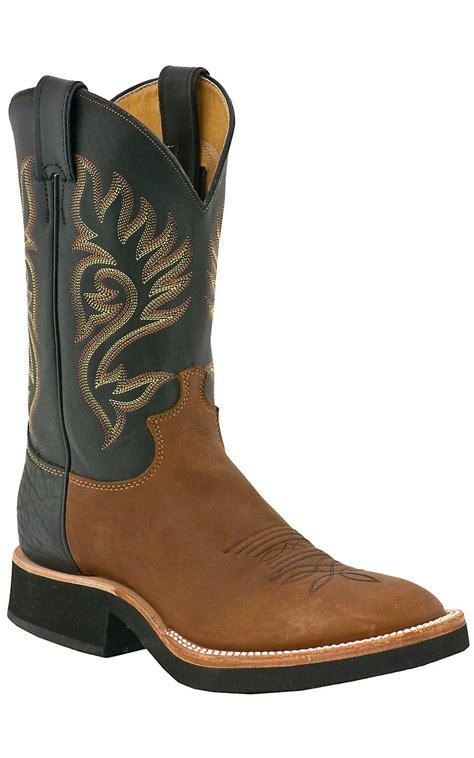 s crepe sole boots justin 174 tekno crepe s coffee black westerner crepe