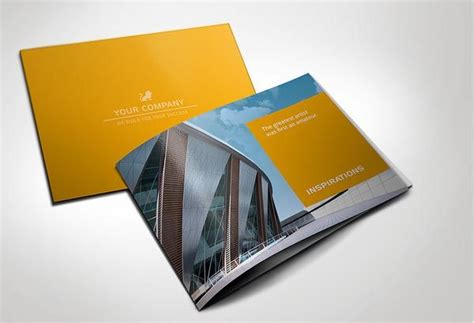 catalog design ideas how to design attention grabbing corporate brochure and