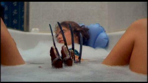bathtub scenes johnny depp death in nightmare on elm street