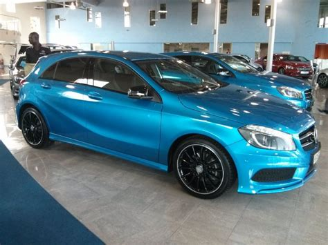 blue mercedes south sea blue mercedes a class