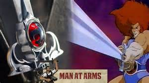 sword of omens thundercats man at arms youtube