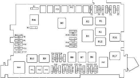 toyota fj cruiser fuse box diagram 187 fuse diagram