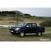 2007 Toyota Hilux Photos Informations Articles