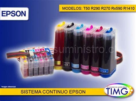 reset epson t50 sistema continuo sistema continuo de impresion epson t50 r290 r270 rx590 r1410