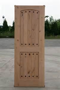 Rustic doors closeout rustic exterior wood door alder