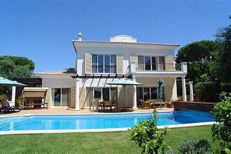 4 bedroom villas in portugal villa to rent in vale do lobo algarve with private pool