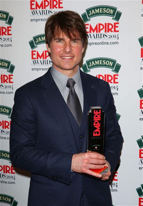 tom cruise film awards tom cruise pictures jameson empire awards 2014 press