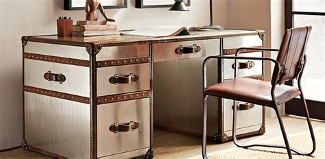 Home Office Desk Restoration Hardware Four Really Sweet Restoration Hardware Desks Officeenvy