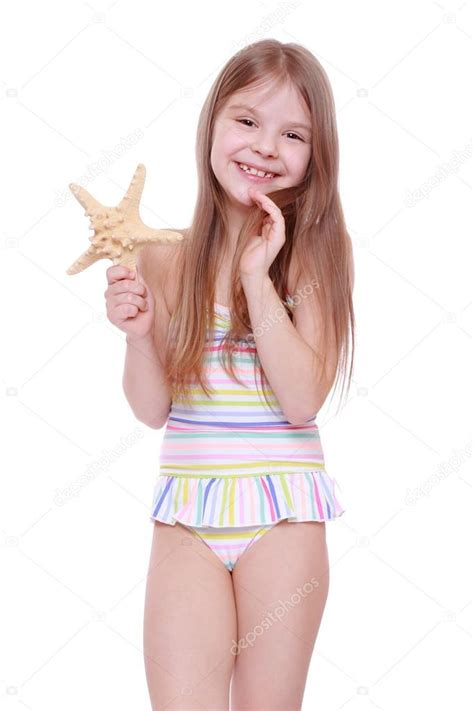 young little girl models spread little girl in swimsuit stock photo 169 mari1photo 40299613