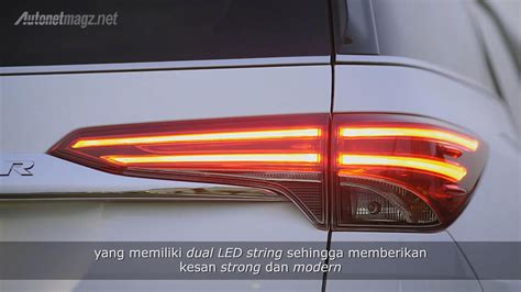 Lu Led Mobil Fortuner lu rem stopl led stripe all new toyota fortuner 2016