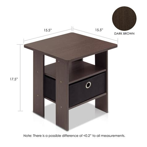 Furinno End Table Amp Reviews Wayfair