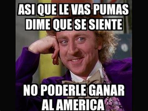 Pumas Vs America Memes - los mejores memes del am 233 rica pumas besoccer