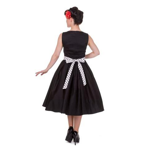 50er jahre dolly dotty 50er jahre rockabilly petticoat kleid