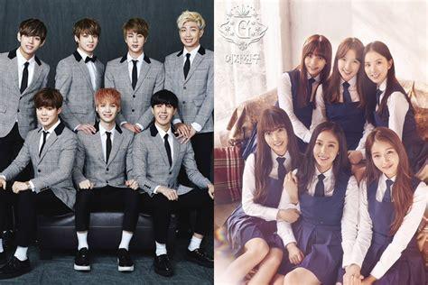 Tas Seri Kpop Exo bts dan gfriend sukses raih popularitas meski berasal