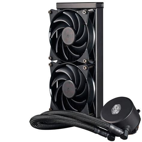 cooler master masterliquid lite 120 tdp cooler master announced tr4 threadripper support for their