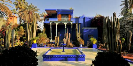 Garten Yves Laurent Marrakech by Style Your Home Ala Yves Laurent It S All About