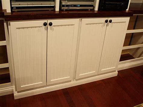 Building Storage Cabinets With Doors How To Build Cabinet Doors And Storage Cabinets Cabinets Direct