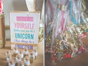 Shabby Chic Cake Topper by A Magical Unicorn Birthday Party Kate Aspen Blog