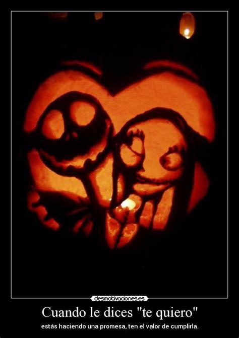 quiero imágenes de halloween cuando le dices quot te quiero quot desmotivaciones