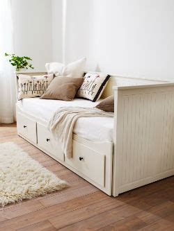 ikea hemnes sofa bed five small space living solutions from ikea world