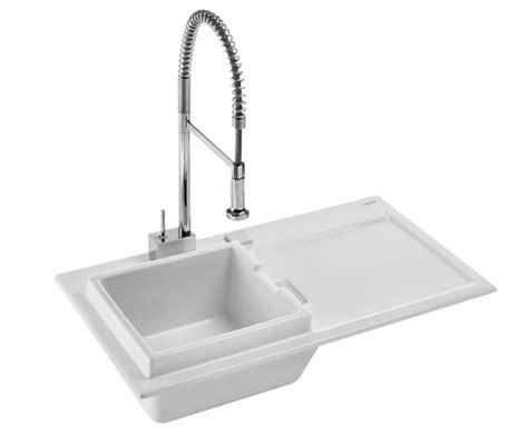 flush kitchen sink starck k flush mounted kitchen sink 870mm starck k 50 r 7510900027